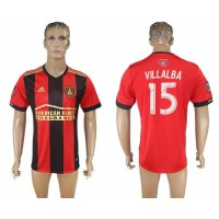 Atlanta United FC #15 Villalba Home Soccer Club Jersey