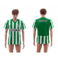 Atletico Nacional Personalized Home Soccer Club Jersey