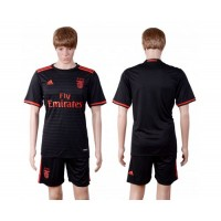 Benfica Blank Away Soccer Club Jersey