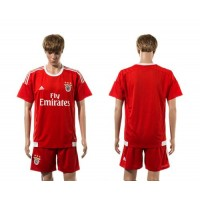 Benfica Personalized Home Soccer Club Jersey