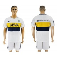 Boca Juniors Blank Away Soccer Club Jersey