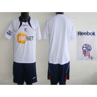 Bolton Wanderers Personalized White Home Soccer Club Jersey