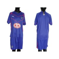 Bordeaux Personalized Blue Away Soccer Club Jersey