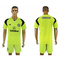 Celtic Blank Goalkeeper Soccer Club Jersey