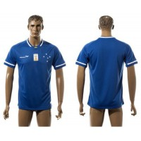 Cruzeiro Esporte Clube Personalized Home Soccer Club Jersey