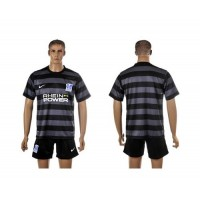 Duisburg Personalized Away Soccer Club Jersey