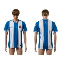 Espanyol Personalized Home Soccer Club Jersey