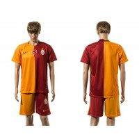 Galatasaray SK Personalized Home Soccer Club Jersey