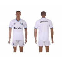 Gremio Personalized Away Soccer Club Jersey