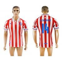 Guadalajara #14 A.Zaldivar Anniversary Edition Soccer Club Jersey