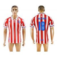 Guadalajara #18 Calderon Anniversary Edition Soccer Club Jersey