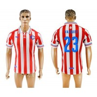 Guadalajara #23 Vazquez Anniversary Edition Soccer Club Jersey