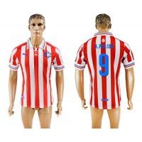 Guadalajara #9 A.Pulido Anniversary Edition Soccer Club Jersey