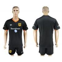 Hull City Blank Away Soccer Club Jersey