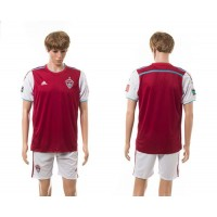 Lorado Rapids Personalized Home Soccer Club Jersey