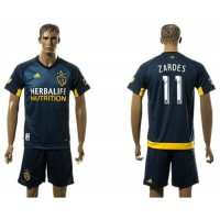 Los Angeles Galaxy #11 Zardes Away Soccer Club Jersey