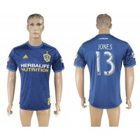 Los Angeles Galaxy #13 Jones Away Soccer Club Jersey