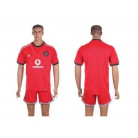 Orlando Pirates Personalized Away Soccer Club Jersey