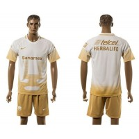 Pumas Personalized Away Soccer Club Jersey