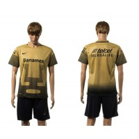 Pumas Personalized Home Soccer Club Jersey