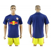 Red Bull Blank Away Soccer Club Jersey