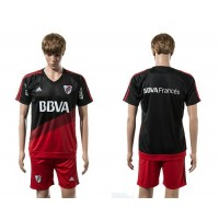 River Plate Personalized Away Soccer Club Jersey