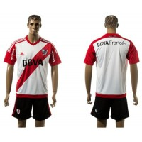 River Plate Personalized Home Soccer Club Jersey