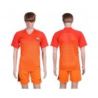 Roma Blank Sec Away Soccer Club Jersey