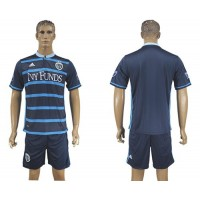 Sporting Kansas City Personalized Home Soccer Club Jersey