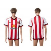 Sunderland Personalized Home Soccer Club Jersey