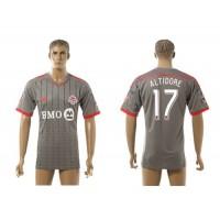 Toronto FC #17 Altidore Away Soccer Club Jersey