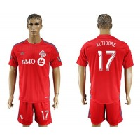 Toronto FC #17 Altidore Home Soccer Club Jersey