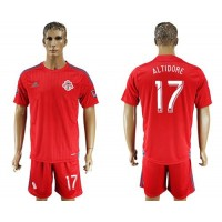 Toronto FC #17 Altidore Home Soccer Club Jersey