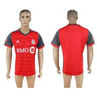 Toronto FC Blank Home Soccer Club Jersey