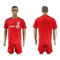 Toronto FC Personalized Home Soccer Club Jersey