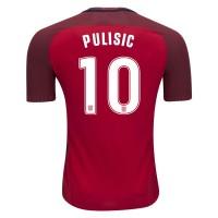 2016-17 Nike Christian Pulisic USA Third Jersey