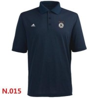 Adidas Germany 2014 World Soccer Authentic Polo Dark Blue