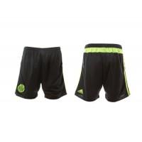 Adidas Mexico Black Home Shorts